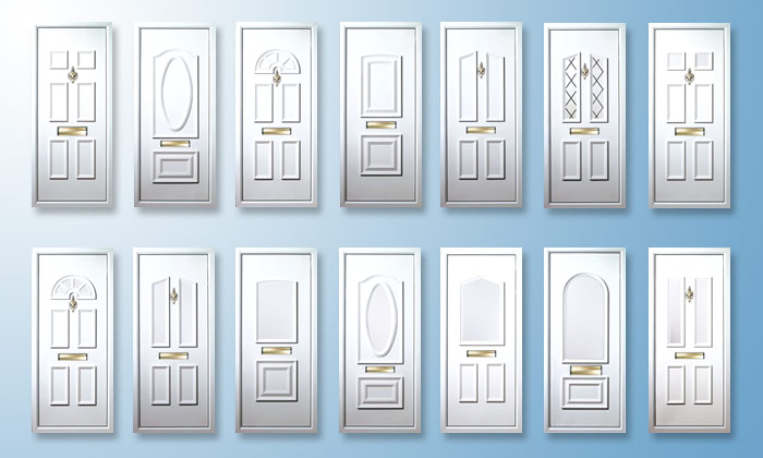 Decorative Door Collection