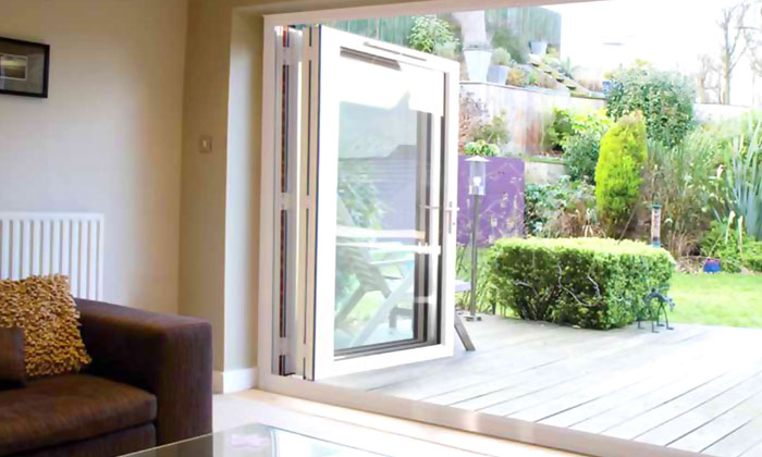 Bi-Fold Door Range from SupaGlazing